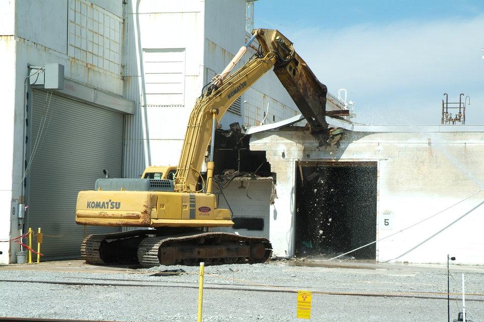 Crane Work at the Paducah Site