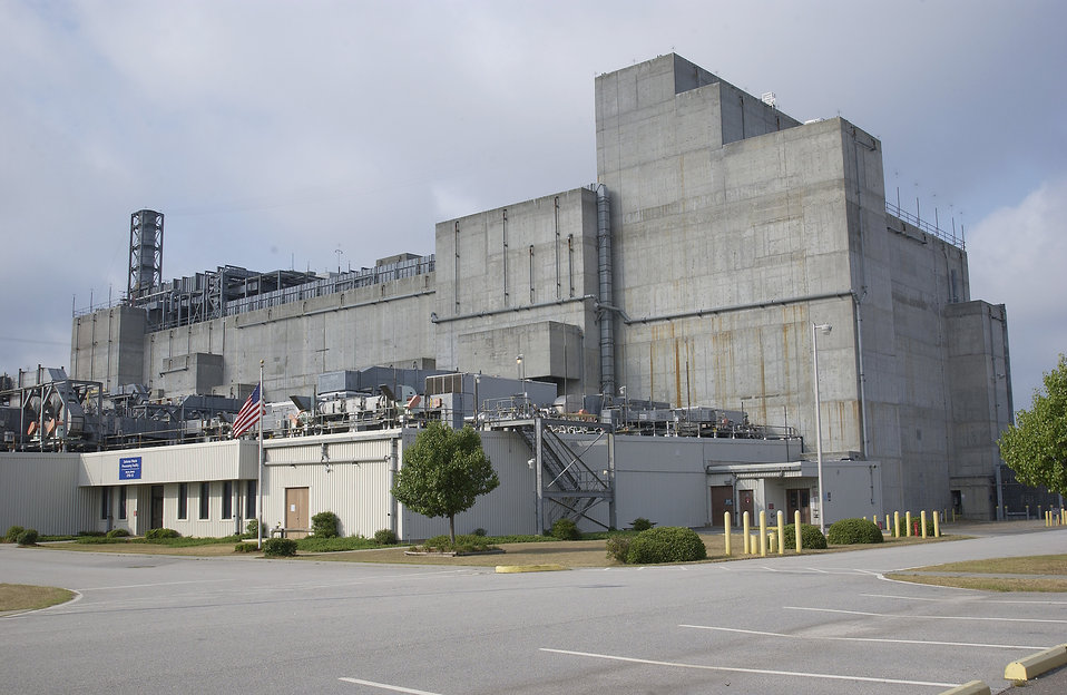 SRS - Defense Waste Processing Facility