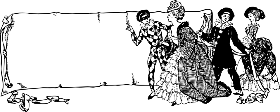 drama scroll