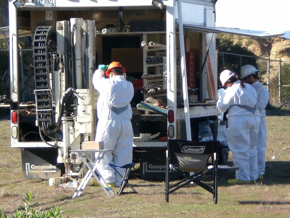 Recovery Act Supports Radiological Study to Guide Cleanup Decisions