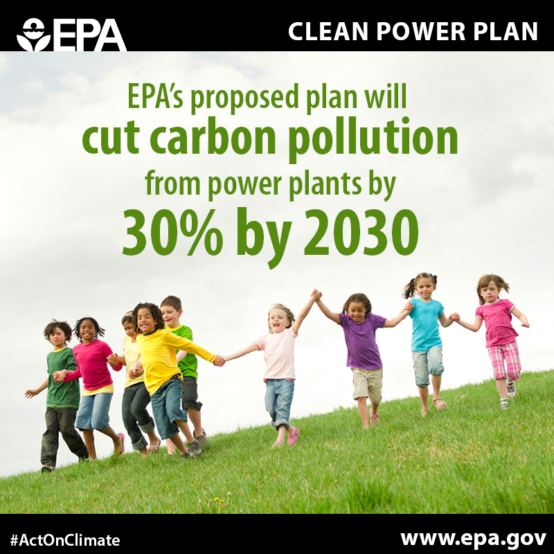 Cut Carbon Pollution by 30% by 2030