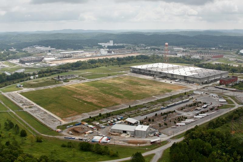Former K-33 area