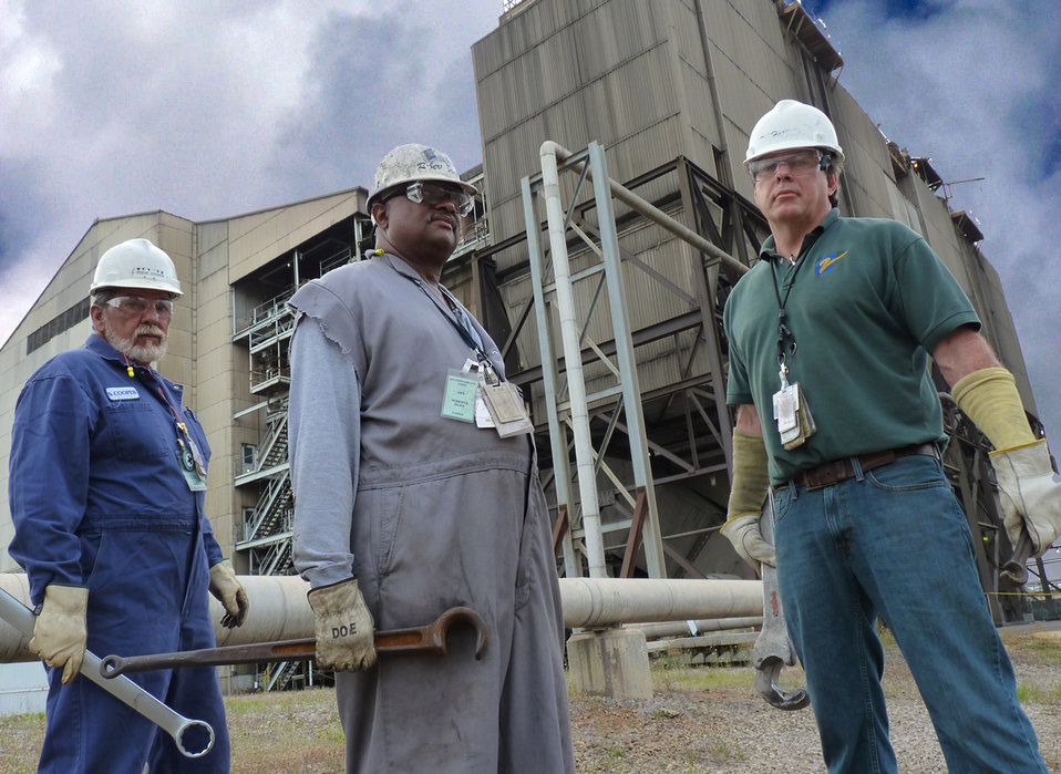 Savannah River Site Retires D-Area Powerhouse after Nearly 60 Years of Service