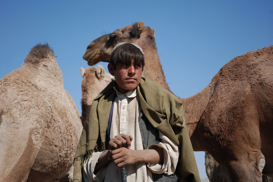 'On the Road' in Kandahar
