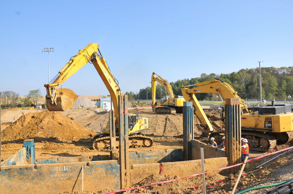 Recovery Act Workers Reduce Contaminant Levels Sharply in Portsmouth Site 'Big Dig'