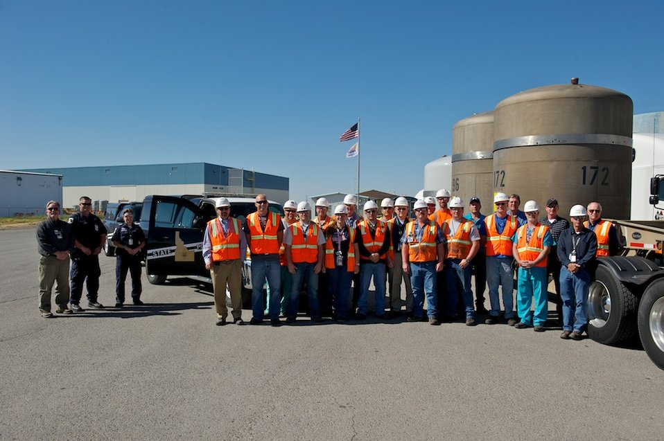 The Department of Energy Announces Major Cold War Legacy Waste Cleanup Milestone