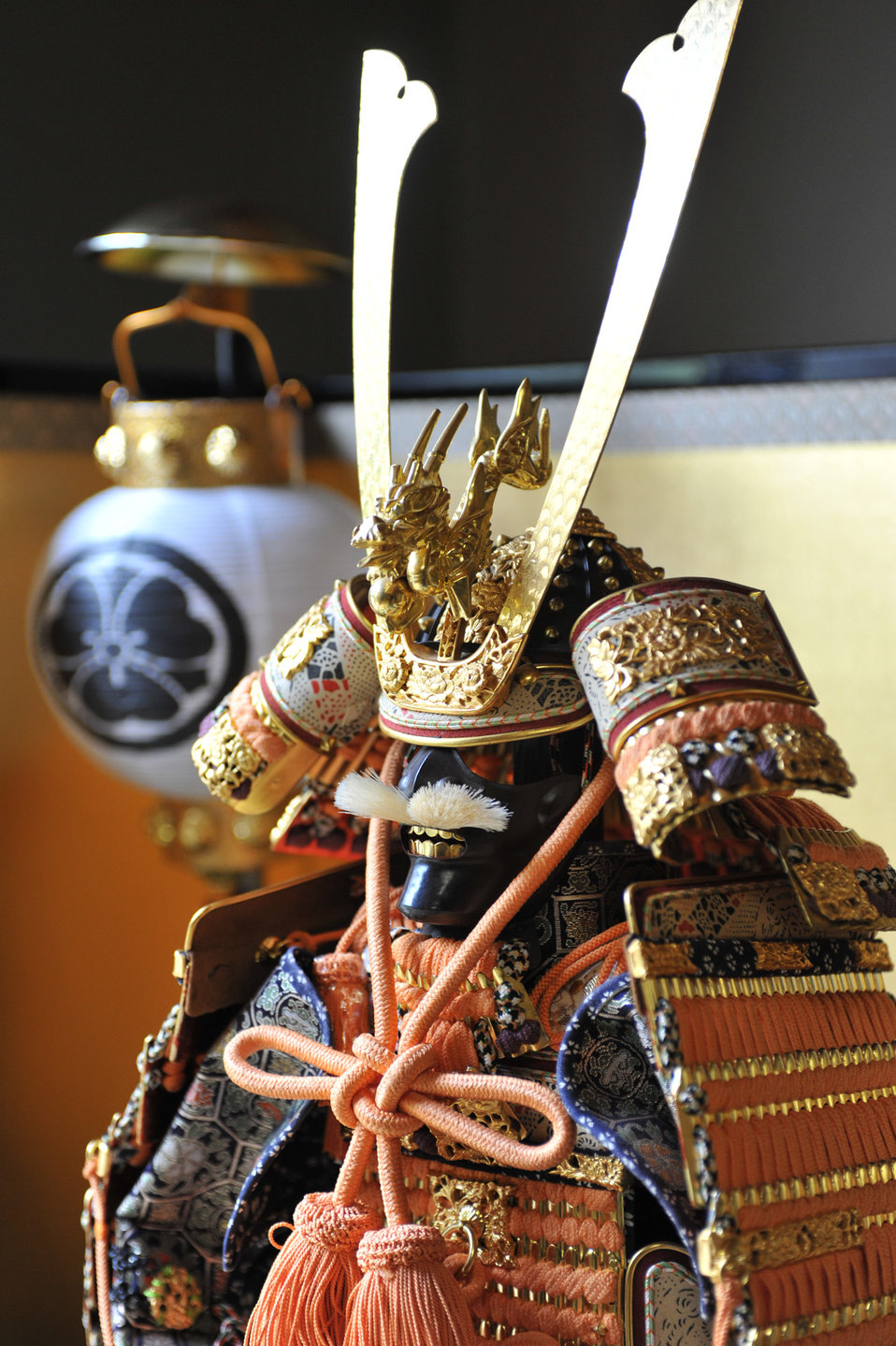 Japanese traditional full armor 4