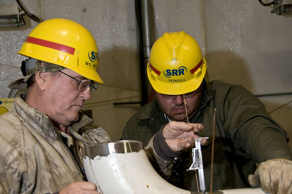 Recovery Act Workers Develop Skills for Careers in Nuclear Industry