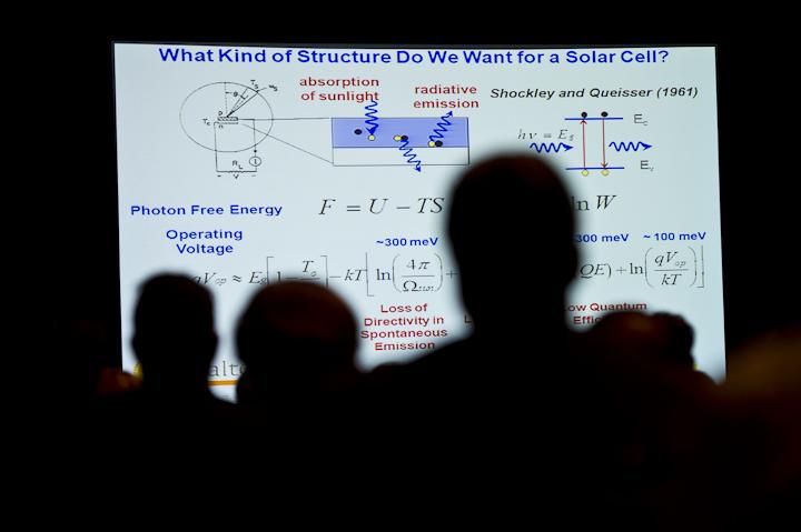 SunShot Solar Cell
