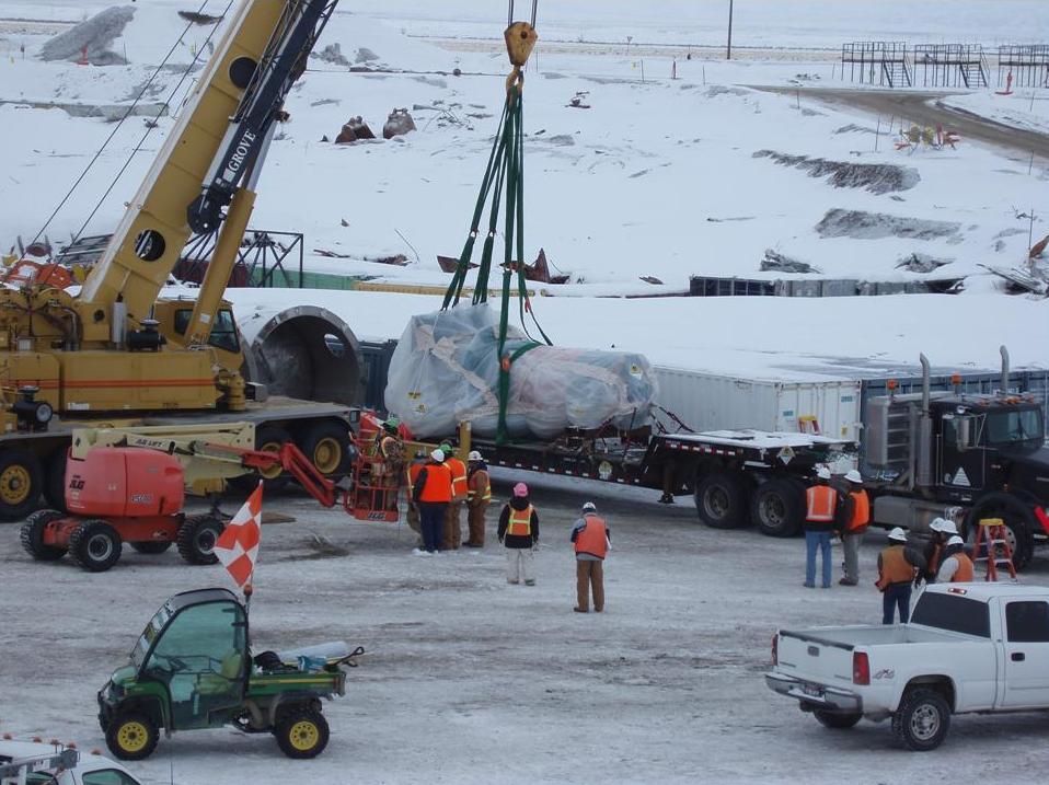 Recovery Act Crews Bury Last of Historic Reactors at Idaho Site