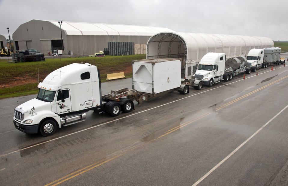SRS Historic Achievement in Transporting Nuclear Waste to New Mexico