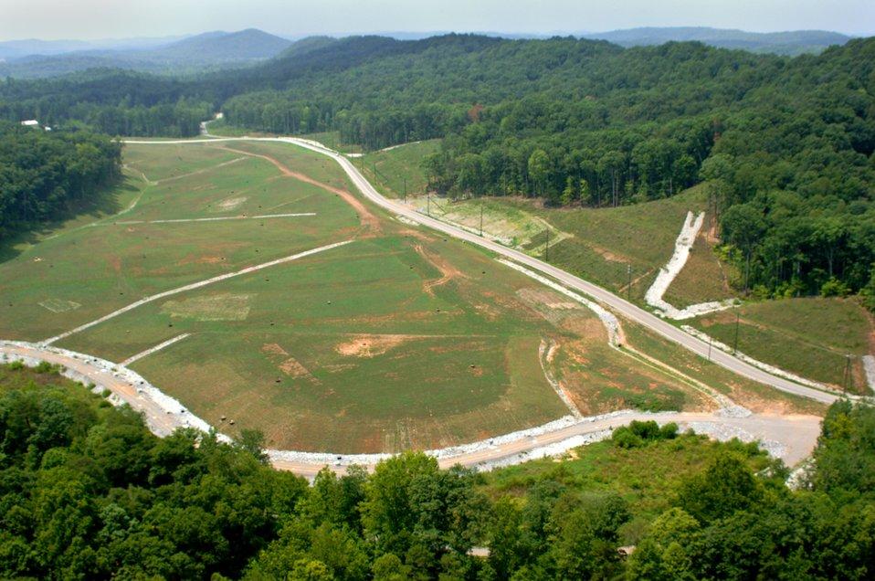 Oak Ridge Melton Valley After
