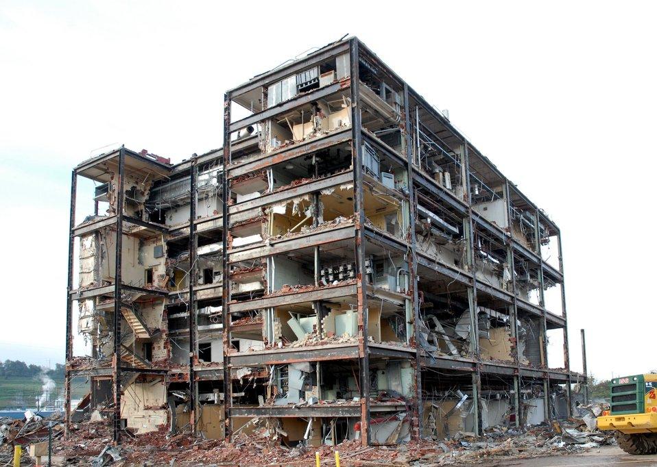 Y-12's Building 9211