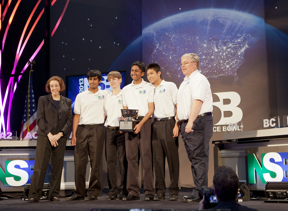 National Science Bowl 2013