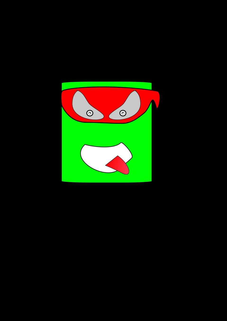 Green Canman Ninja