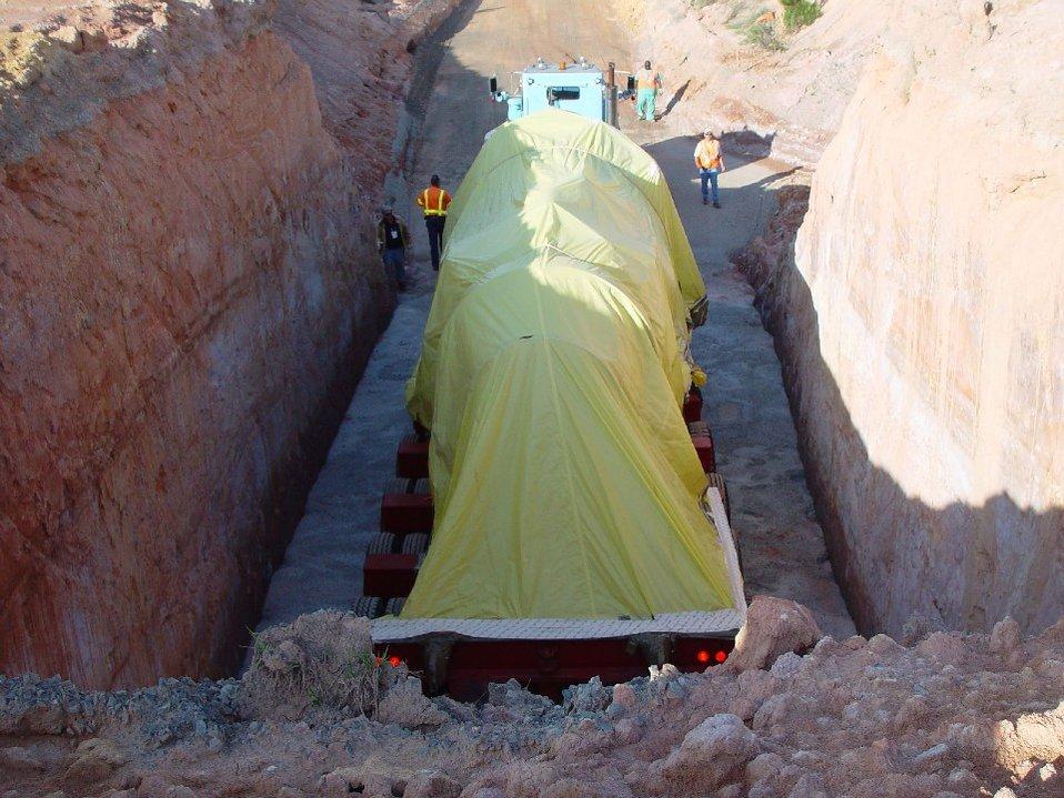 HWCTR PV Disposal, 4-14-11