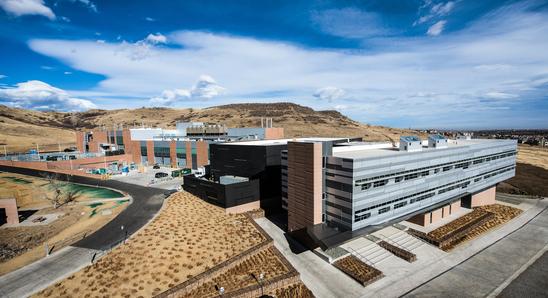 Energy Systems Integration Facility (ESIF) Construction