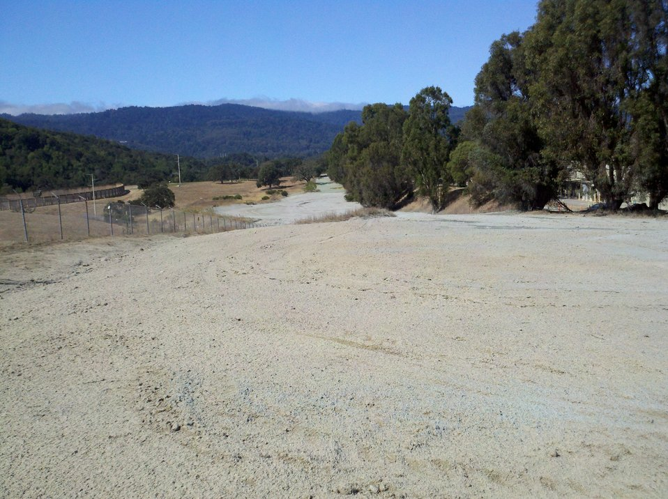 SLAC landfill cleanup