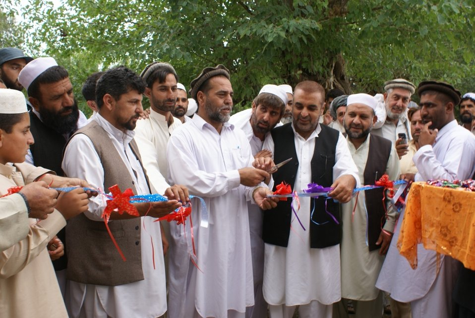 Baghcha Karez Rehabilitation in Shinwar District of Nangarhar