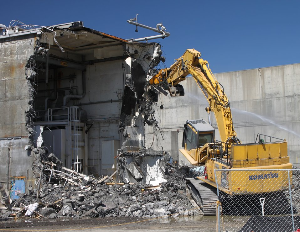 Hanford Demolition