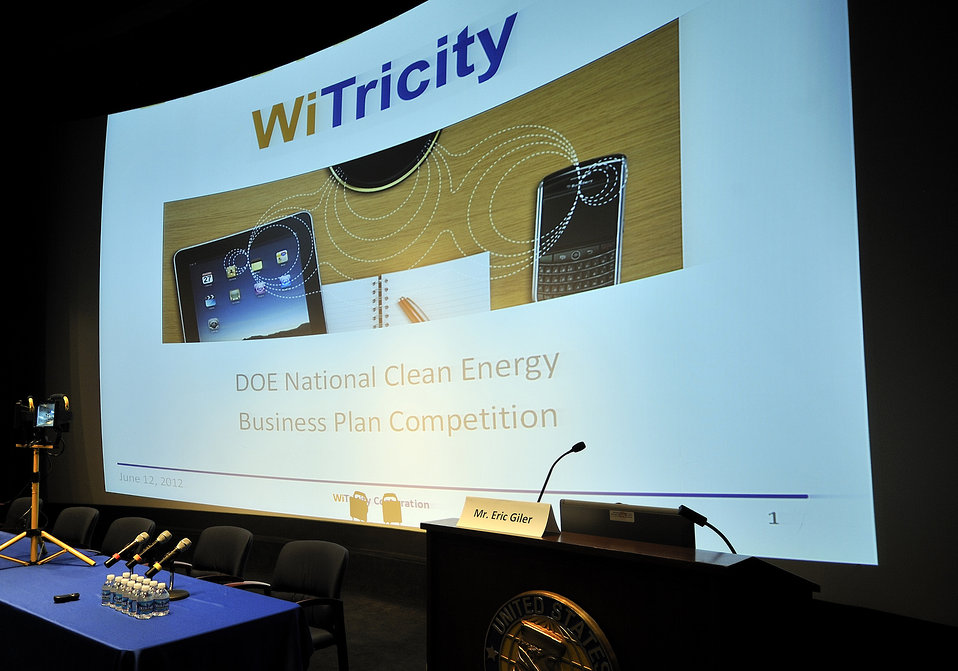 National Clean Energy Business Plan Competition