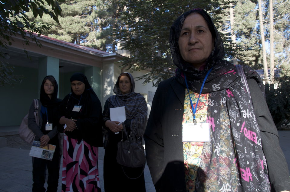 Female Election Observers