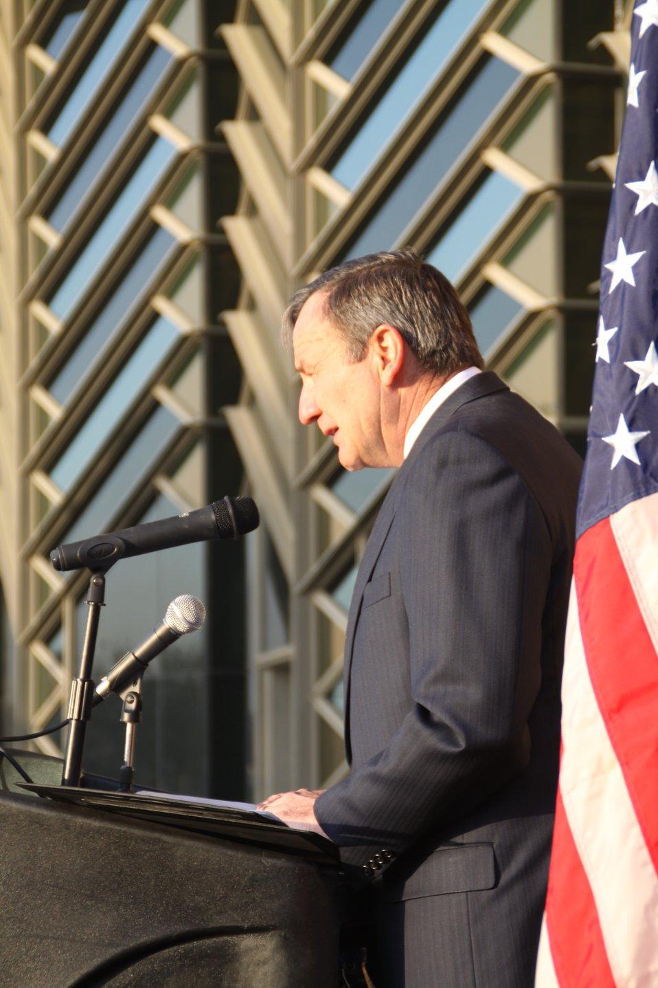Ambassador Eikenberry