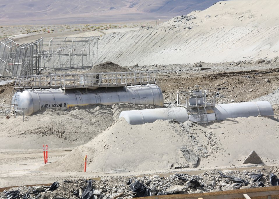 Hanford Completes Recovery Act Project Under Budget, Ahead of Schedule