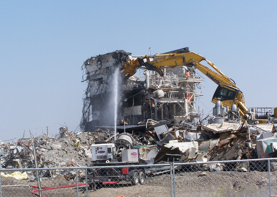 Progress at Hanford Site