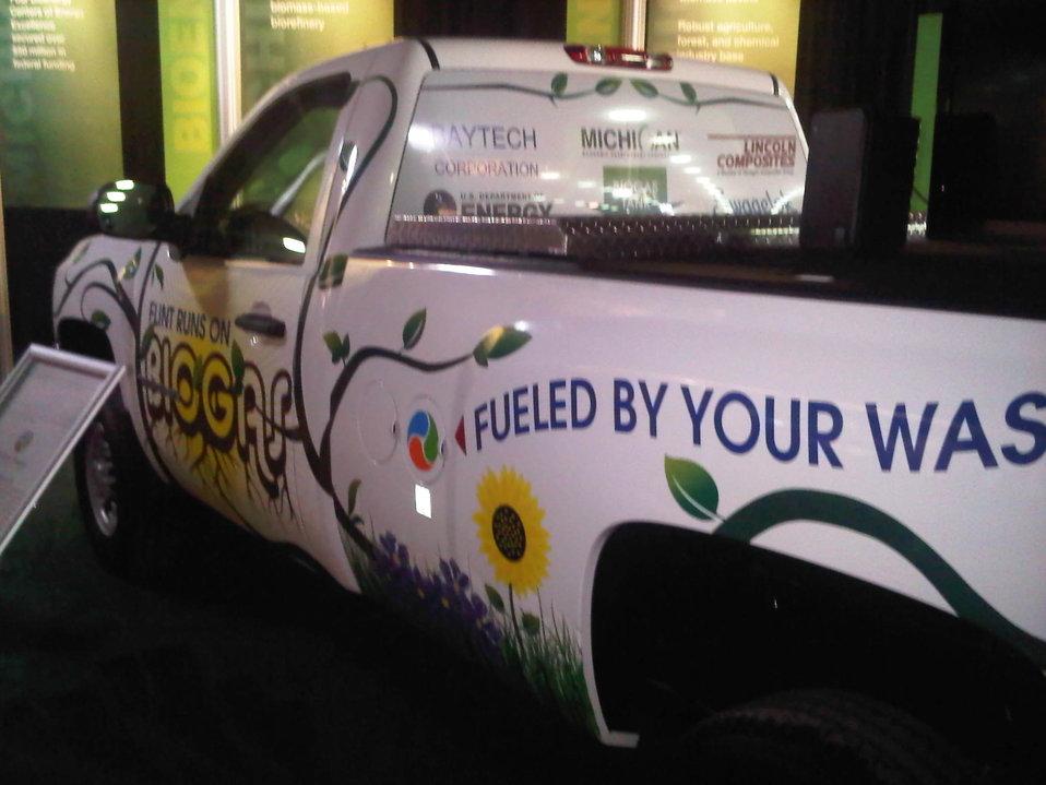 The 2011 Detroit Auto Show