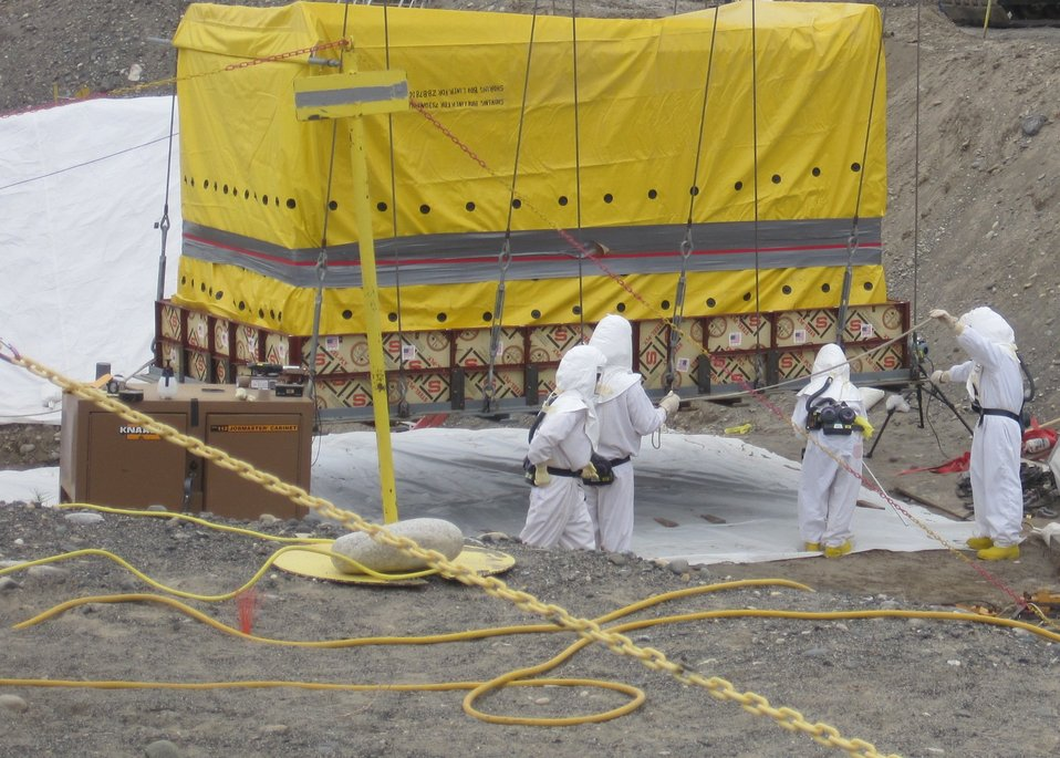Recovery Act Funds Lead Way to Hanford Cleanup