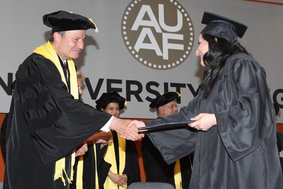 100526 AUAF Graduation 285