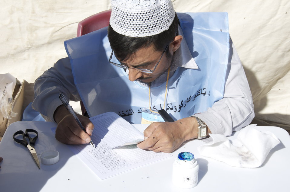 Election Worker