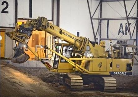 Idaho excavator