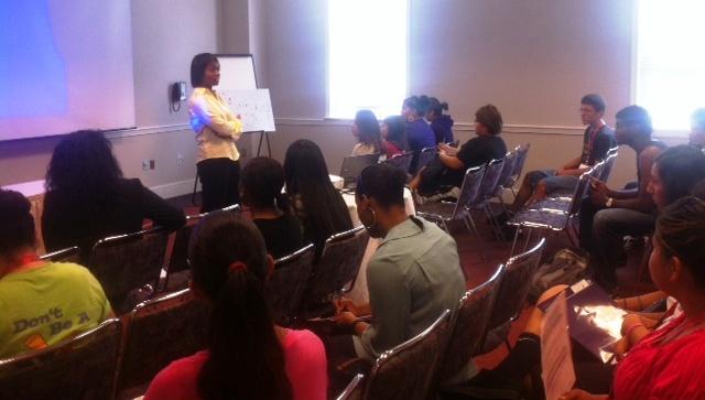 Intertribal Youth Summit: Workshop on STEM Careers