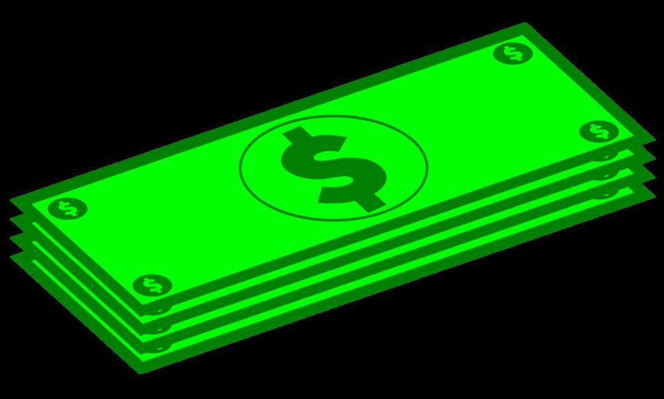 Illustration of money