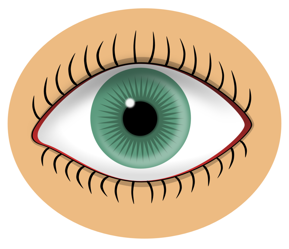 Картинки глаза человека рисованные
