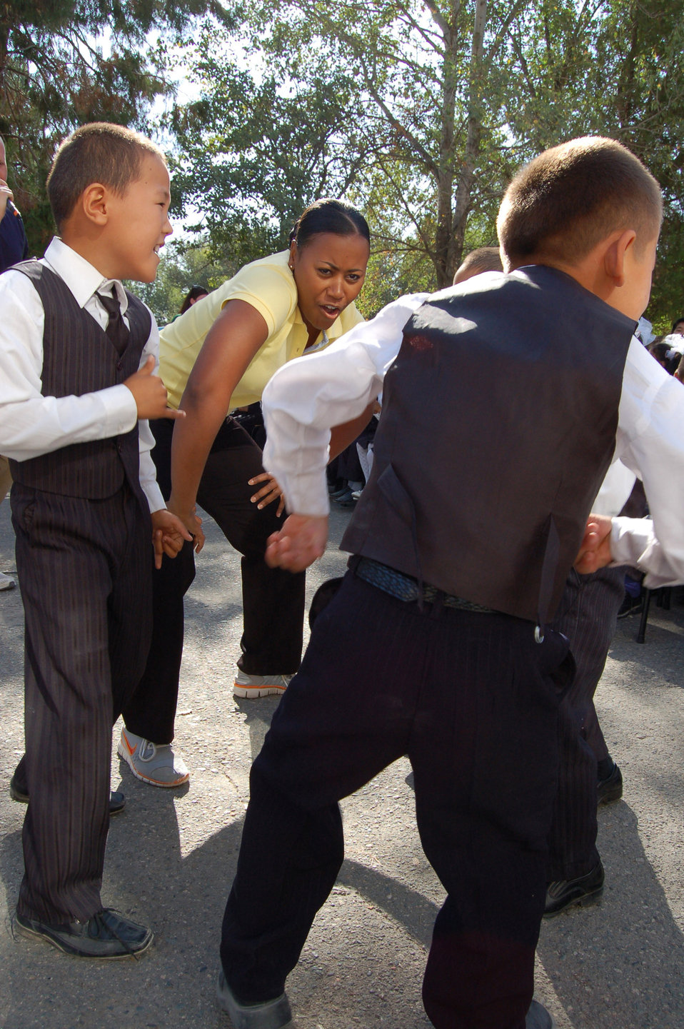 Band members, Kyrgyz citizens share culture through music
