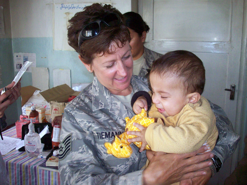 Med team augments Afghan doctors, builds treatment capacity