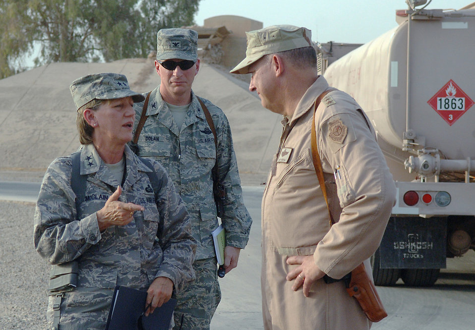 AFPC commander discusses personnel support for deployed Airmen