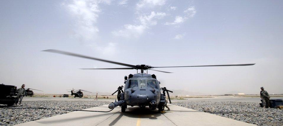Airmen enhance Army medical evacuation mission