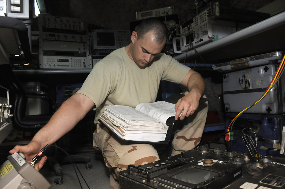 PMEL Airmen deliver precision to warfighters