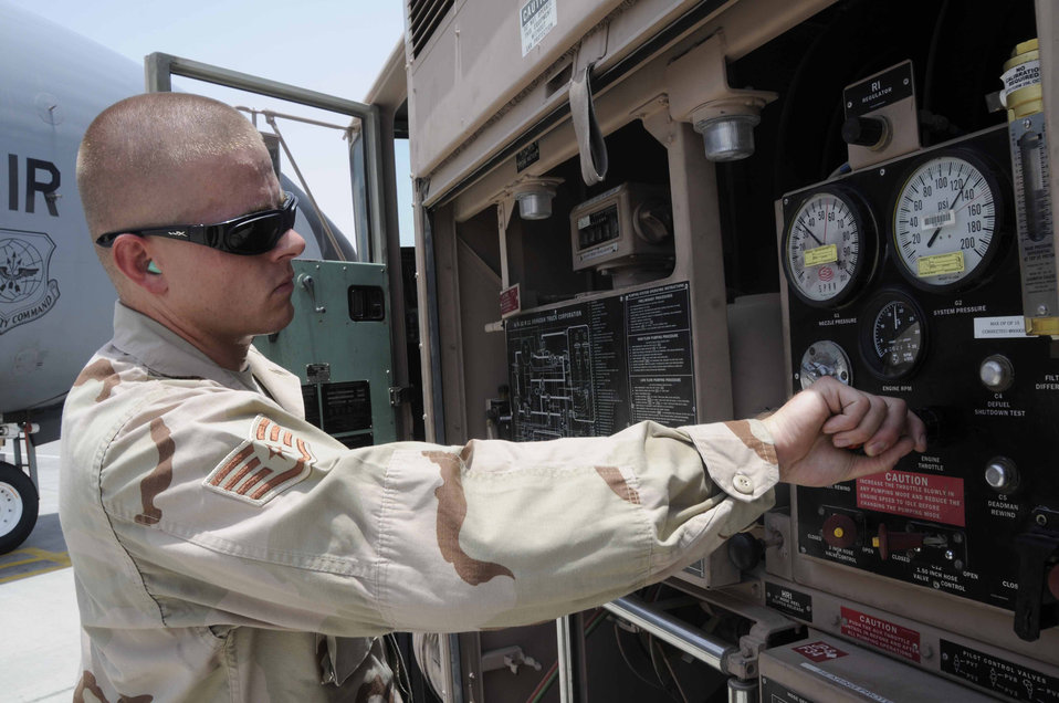 Airmen improve processes to increase efficiency