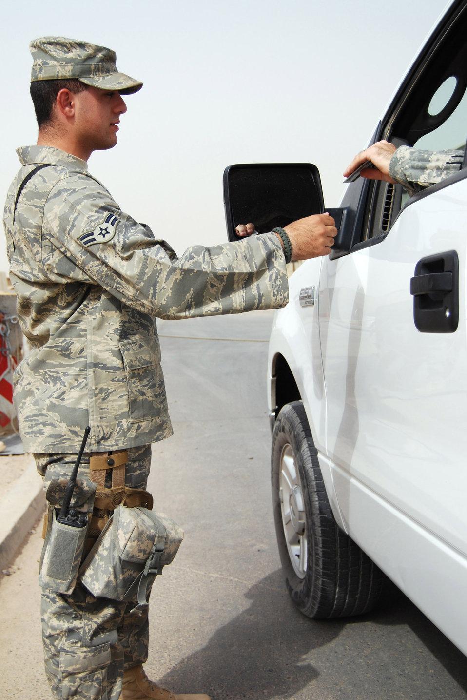 Baghdad native returns to Iraq as American Airman