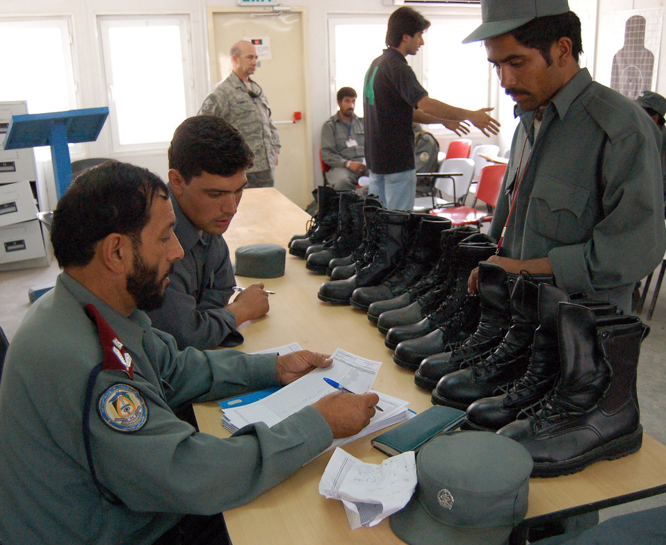 STC-A team contributes to development of trustworthy ANP force