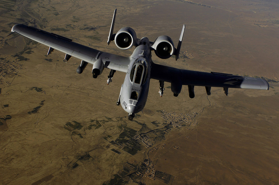 July 17 airpower summary: A-10s fire multiple weapons