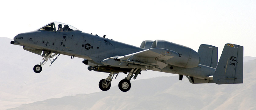 July 28 airpower summary: A-10s strike enemy targets