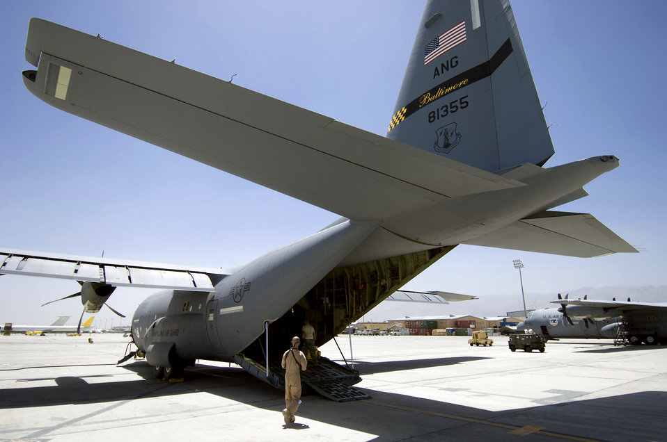 Airframes transform to 'aerovac'