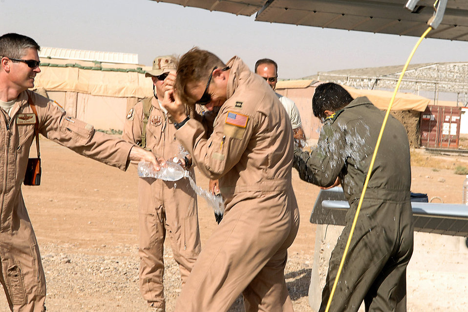 Iraqi air force reaches 2,000-hour milestone