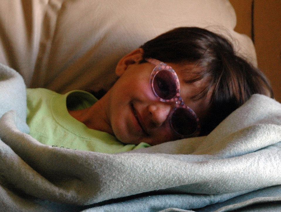 Coalition doctors remove tumor, save Afghan girl's life